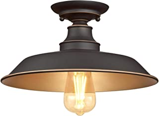 Best hammered copper ceiling light Reviews