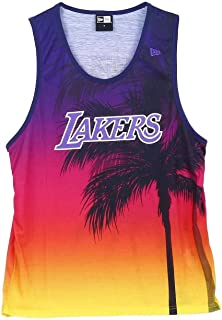 New Era Miami Heat NBA Summer City Tanktop