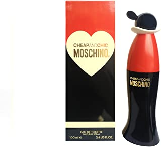 Cheap & Chic By Moschino For Women, Spray, 3.4-Ounce Bottle