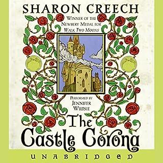 The Castle Corona audiobook cover art
