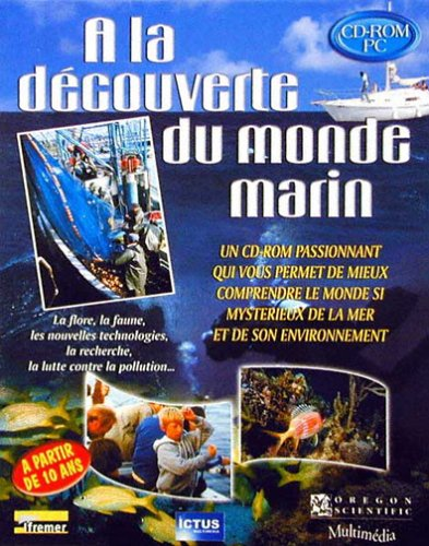 A la découverte du monde marin