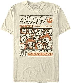 Star Wars Ewok Manga - Camiseta para hombre