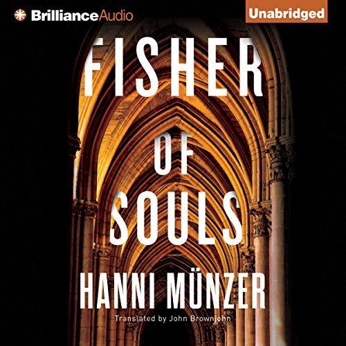 Fisher of Souls audiobook cover art