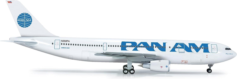 Herpa 555524 - Pan Am Airbus A300B4