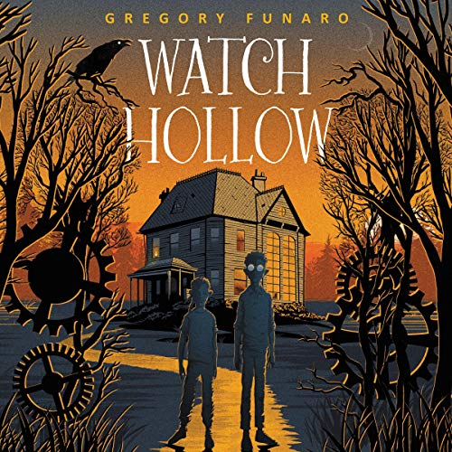 Watch Hollow audiobook cover art