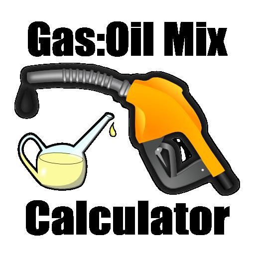 Benzin-Öl-Mischungs-Rechner