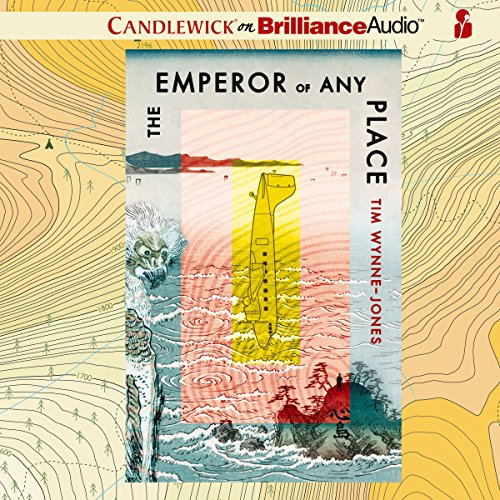 The Emperor of Any Place audiobook cover art