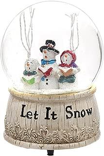 Best let it snow snow globe Reviews