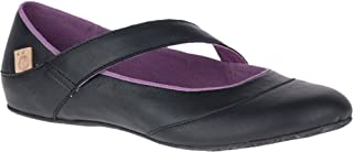 merrell mary jane shoes leather