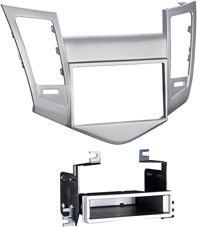 Metra 99-3012G-LC Single//Double DIN Dash Installation Kit for 2012-Up Chevy Sonic Vehicles