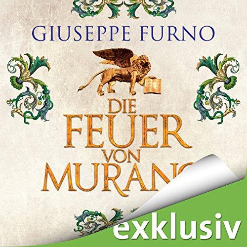 Die Feuer von Murano audiobook cover art