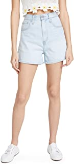 Women's High Loose Shorts