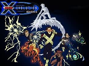 X-MEN: EVOLUTION Season 3