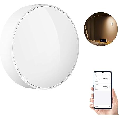Sensor de Luz Inteligente para Xiaomi Mijia Zigbee 3.0 Conexión Inteligente a Prueba de Agua con Detección de Luz Utilizada con Puerta de Enlace Inteligente Multimodo