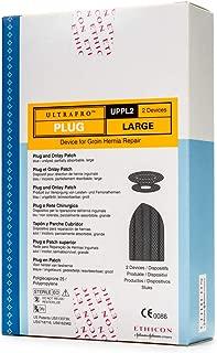 Ethicon ULTRAPRO Plug, UPPL2, Large, Anchor Size 5 cm, Rim Size 5 cm, Medical Supplies