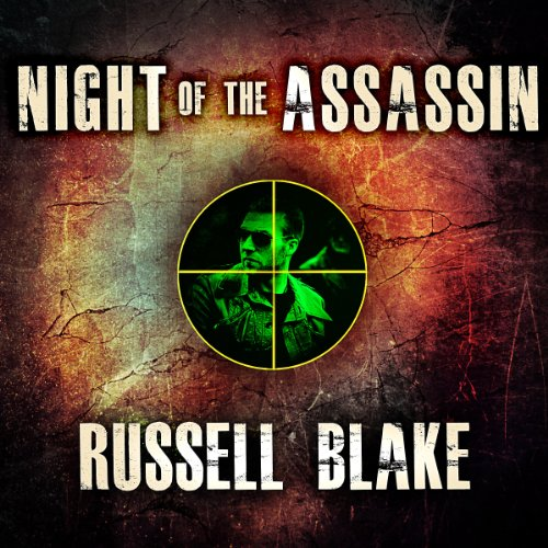 Night of the Assassin audiobook cover art