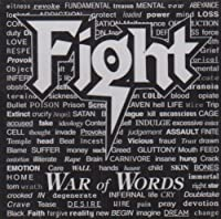 War Of Words by Fight (2008-02-01)