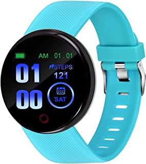 Bouncefit Fitpro iOS/Android Heart Rate, Sleep Monitor, Step Count Green Silicon Strap -SWB-2116
