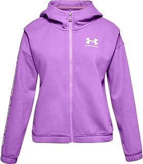 Under Armour Girls armor girls favorite fleece hoodie