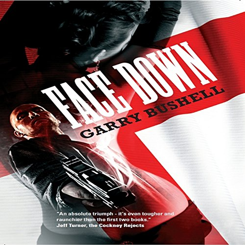 Face Down audiobook cover art
