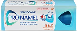 Sensodyne Pronamel Toothpaste for Children 6+ Years, 50ml