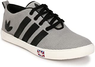 SHOE DAY Men's Casual Canvas Shoes