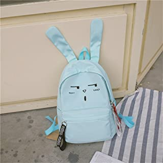 Leng QL Personality Backpacks Fashionable Creative Cartoon Backpack Traveling Schoolbag Leisure Rucksack