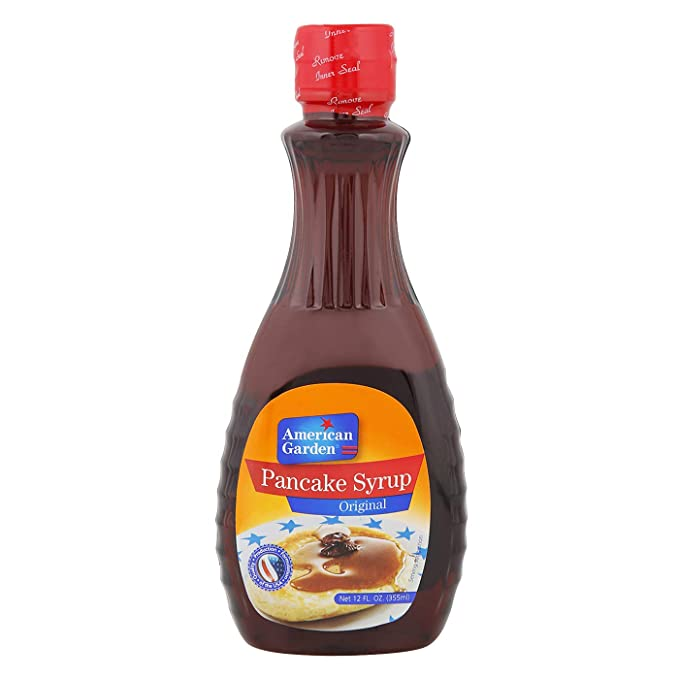 American Garden Pancake Syrup 710ml Amazon In Grocery Gourmet Foods