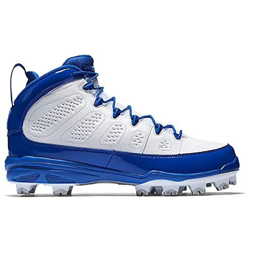 5ba23140963 NIKE Men's Jordan IX Retro MCS Baseball RE2PECT Cleat