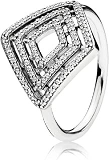 Best geometric ring pandora Reviews
