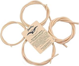 Muslady Bass Ubass Ukulele Strings Rubber Mateial, 4 PCS/Set
