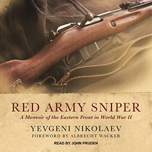 Red Army Sniper cover art