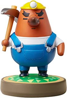 Mr. Resetti amiibo (Animal Crossing Series)