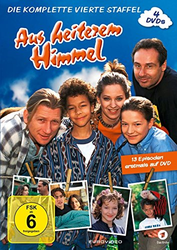 Aus heiterem Himmel - Die komplette vierte Staffel [4 DVDs]