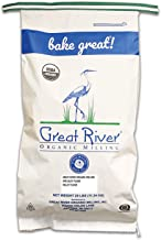 product image for Great River Organic Milling, Specialty Flour, Millet Flour, Stone Ground, Organic, 25-Pounds (Pack of 1)