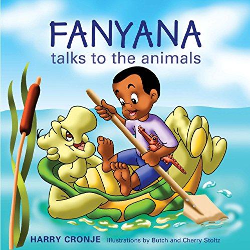 Fanyana Talks to the Animals (English Edition)