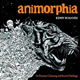 Animorphia - An Extreme Colouring and Search Challenge