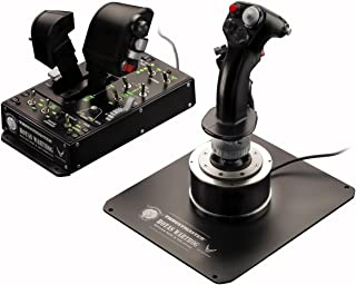 Thrustmaster Hotas Warthog U.S. Air Force A-10C attack aircraft HOTAS for PC【日本正規代理店保証品】 2960720
