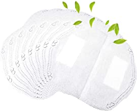 Activated Carbon Filter Insert, Socks Daze 3-Layers Mouth Replacement Pad Soft and Comfortable Activated Carbon Filter Dust-Proof Anti-Pollution Anti Haze Breathable Filters Paper Filter Pads 100 Pcs