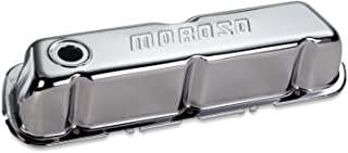Moroso 68202 Chrome Valve Covers - Set of 2