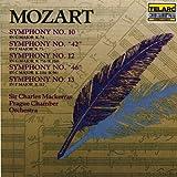 Mozart: Symphonies No. 10, '42,' 12, '46' & 13