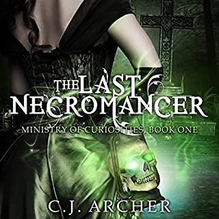 The Last Necromancer cover art