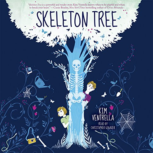 Skeleton Tree audiobook cover art