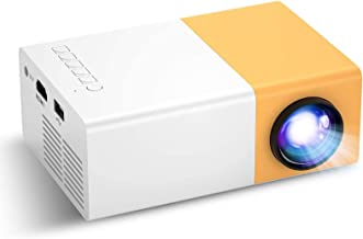 $84 » Wlucky Mini Projector, PVO Portable Projector for Cartoon, Children's Gift, Outdoor Movie Projector