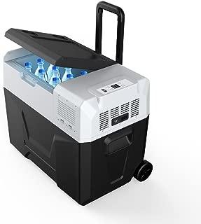 ACOPOWER R40A Portable Solar Fridge Freezer for Car and Outdoor, -4°F True Freezing (42 Quarts)