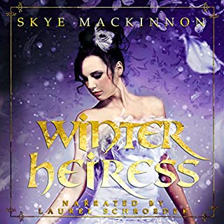 Winter Heiress audiobook cover art