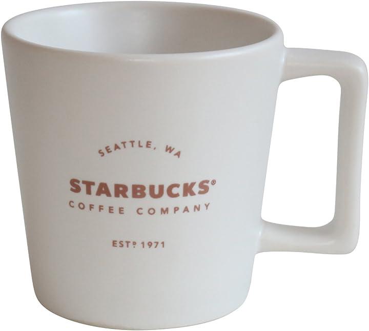 Tazza starbucks espresso cup royal white 1971 est mug espresso set demitasse (1) 762111879028