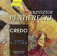 Penderecki;Credo