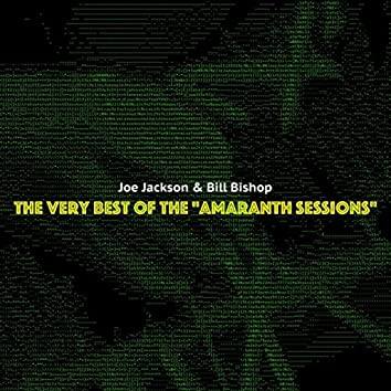 """The Very Best of The """"Amaranth Sessions"""""""