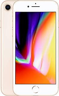 Apple iPhone 8 覆盖 多种颜色MQ6J2ZD/A Handy ohne Vertrag 64 GB 金色